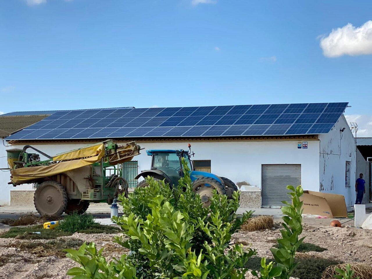 instalacion autoconsumo solar